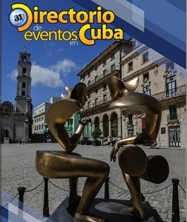 Directory of Events in Cuba will be presented at FITCuba 2019 in Havana, Cuba