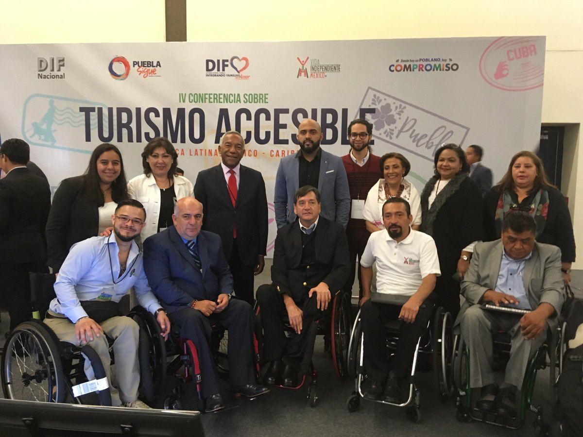 Conferencia sobre Turismo Accesible.