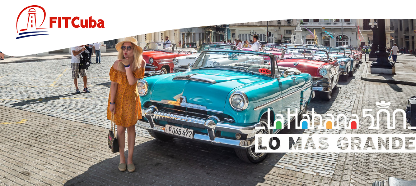 International Tourism Fair FITCUBA 2019 from May 6th to 11th, Havana, Cuba.