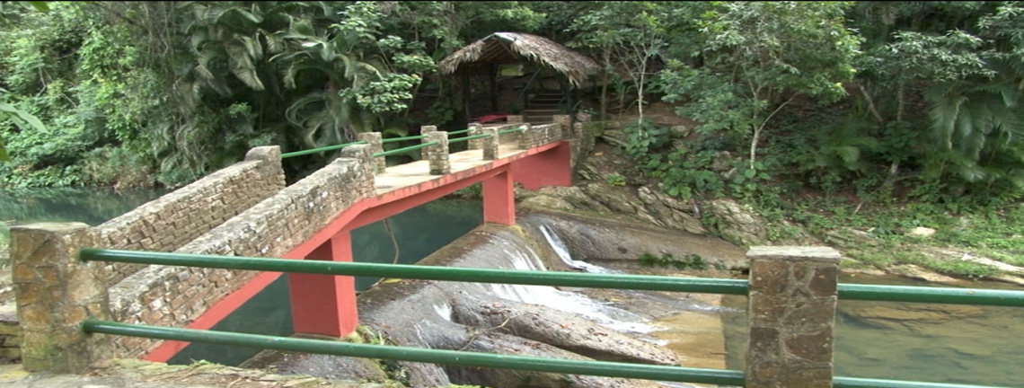 Soroa waterfall,Artemisa Cuba Travel