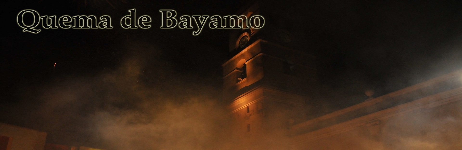 The heroic burning of Bayamo, Granma, Cuba, Travel