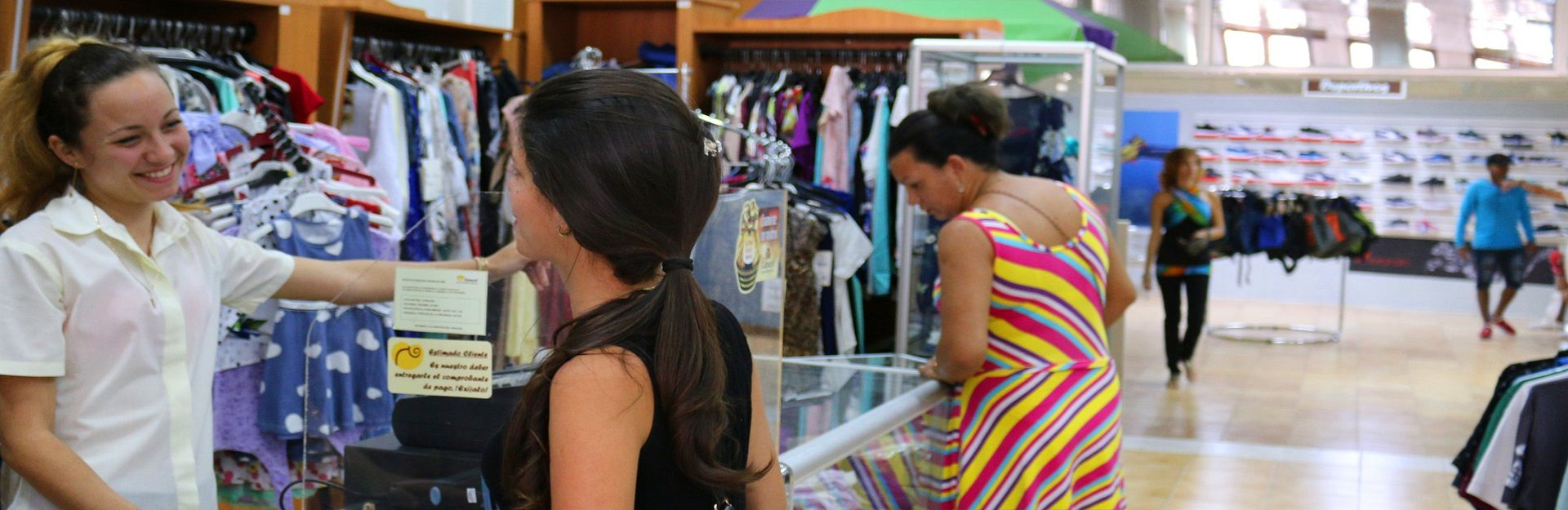 Shopping in Granma, Cuba Travel