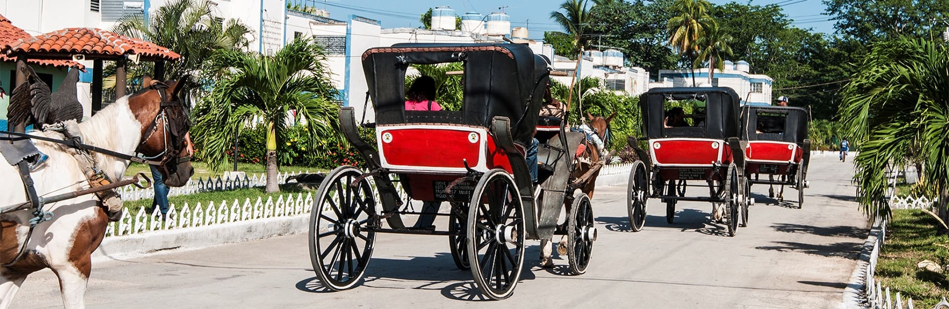 Traditional carriages in Bayamo, GranmaTravel