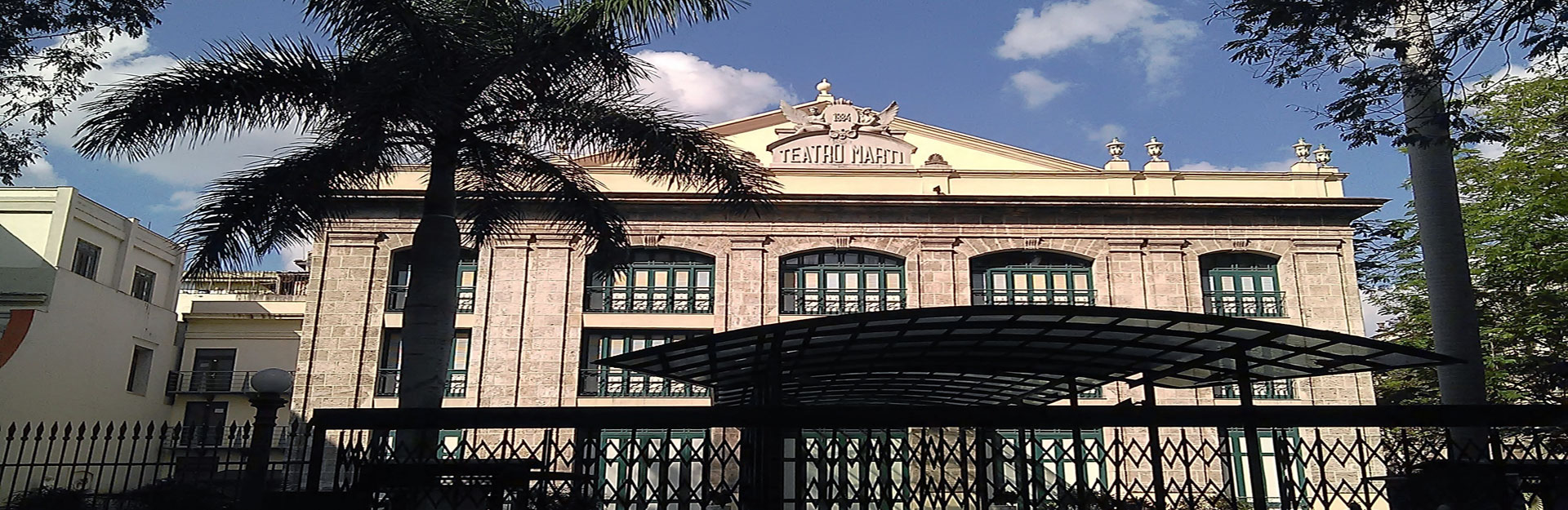 Martí Theater,  Cuba Travel