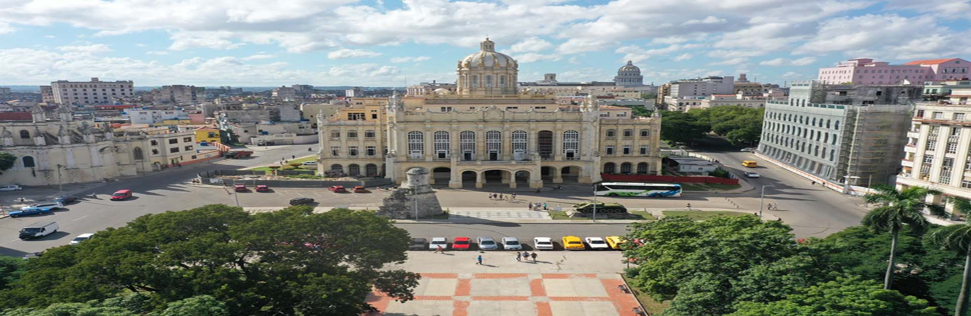 Museum of the Revolution, Cuba Travel