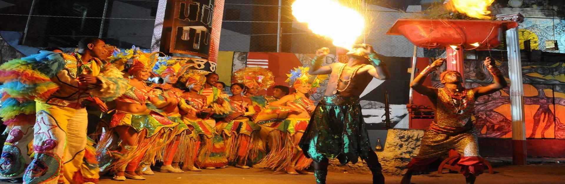 Bejucal festivities (charangas), Cuba Travel