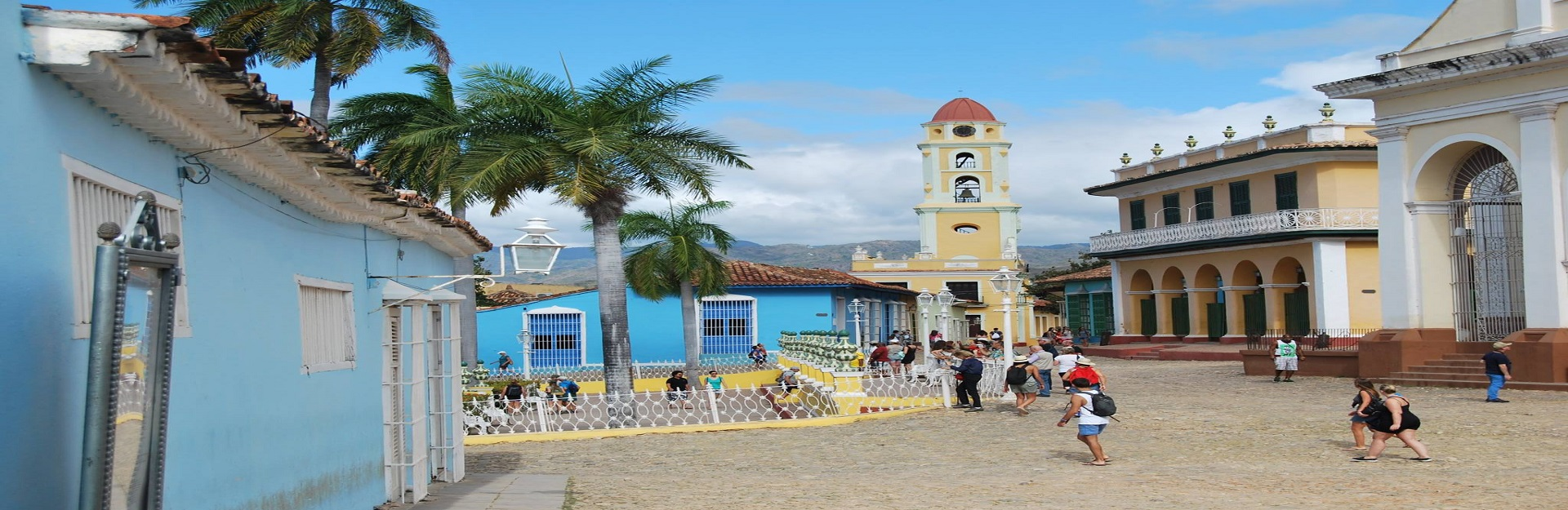 Plaza Mayor, Trinidad, Sancti Spíritus