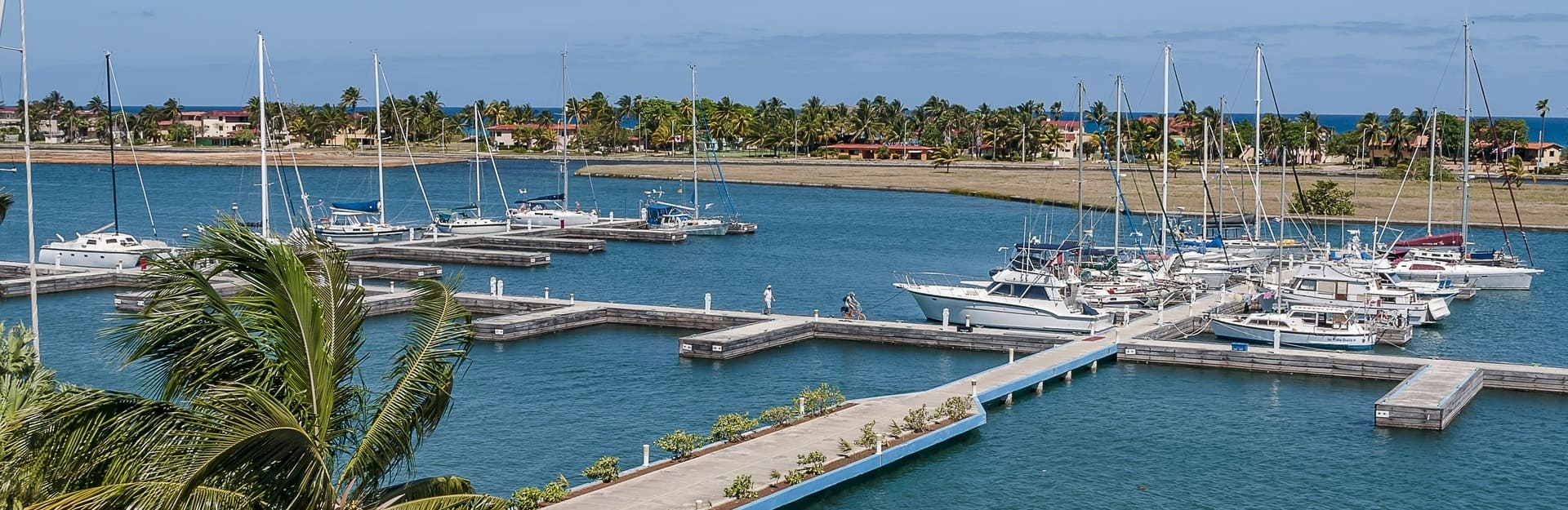 Dársena international marina, Marlin, Varadero, Cuba