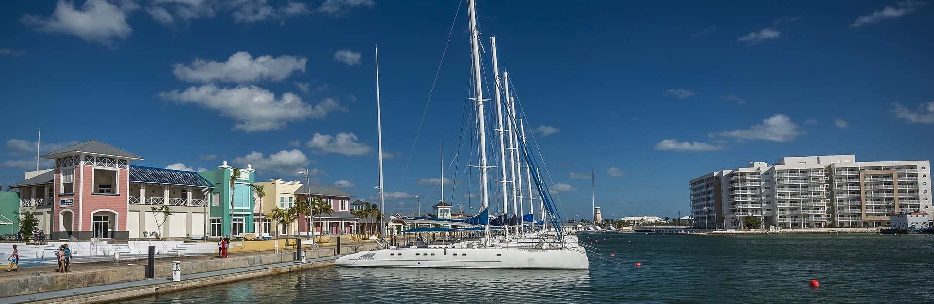 Gaviota International Marina, Varadero, Cuba