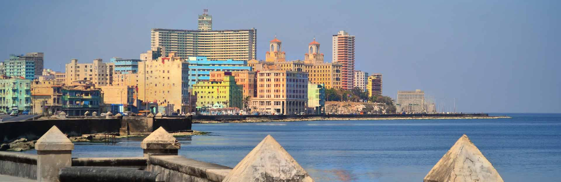 Havana, Malecon, Cuban Cities, Cuba Travel