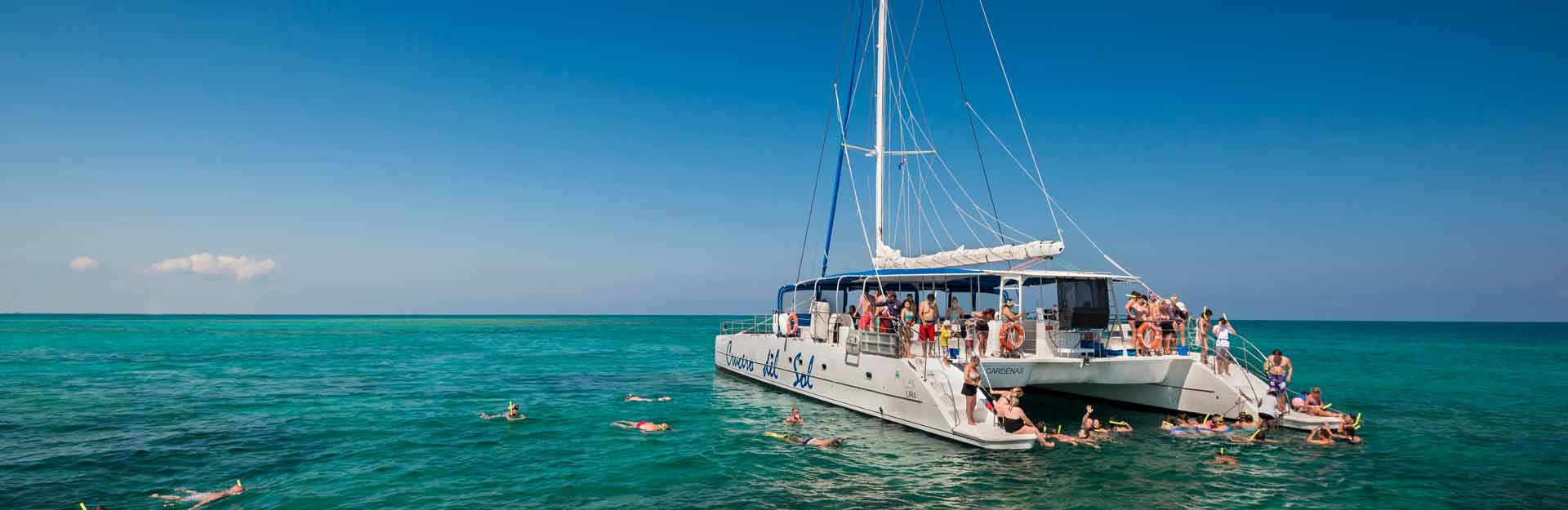 Catamaran, Diving, Beaches, Excursion, Snorkeling, Nature, Coral Reef.